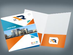 Presentation Folders Design & Print