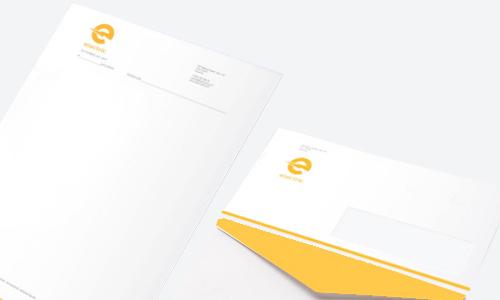 Letterheads Envelope Design & Print