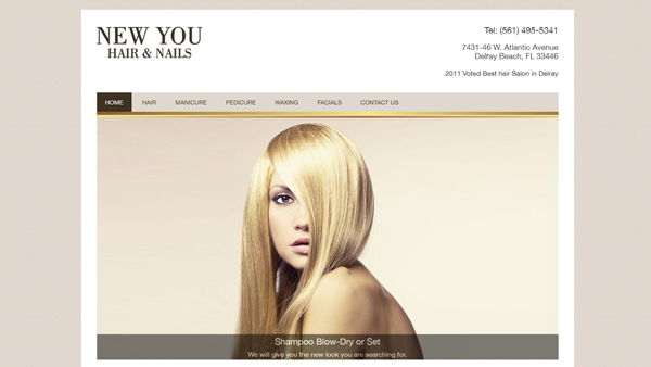 New You Hair & Nails