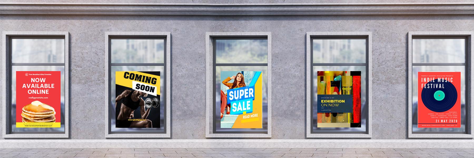 Posters Design & Print