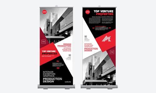 Retractable Banner Design & Print