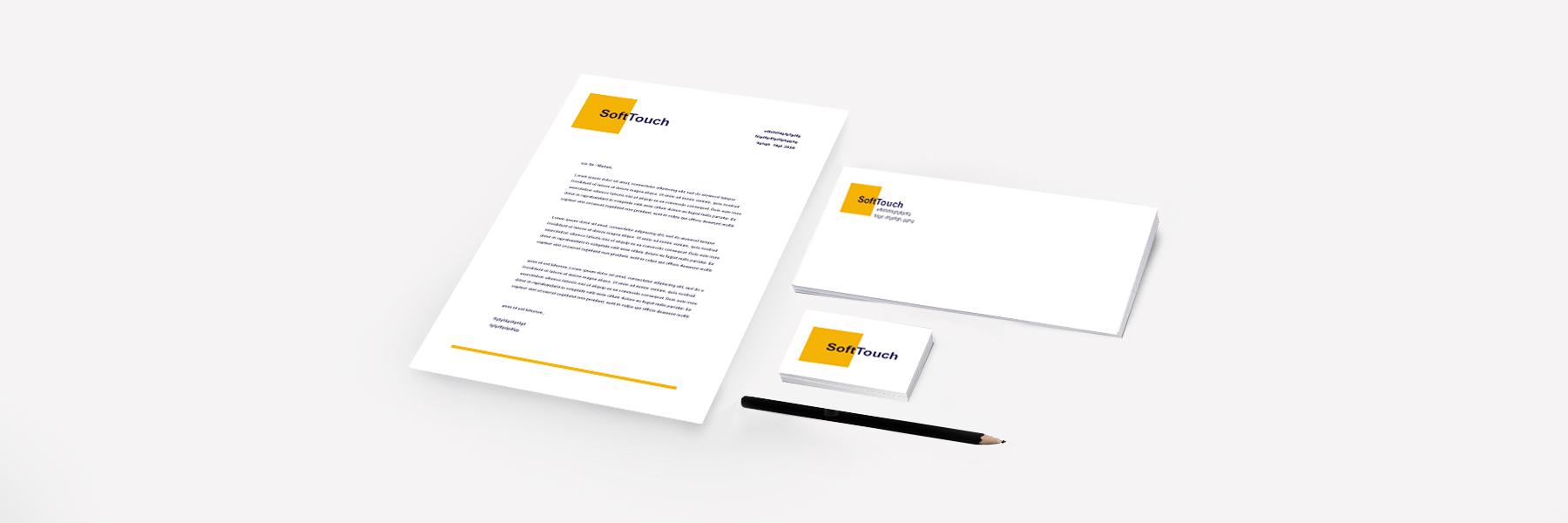 Stationery Print & Design