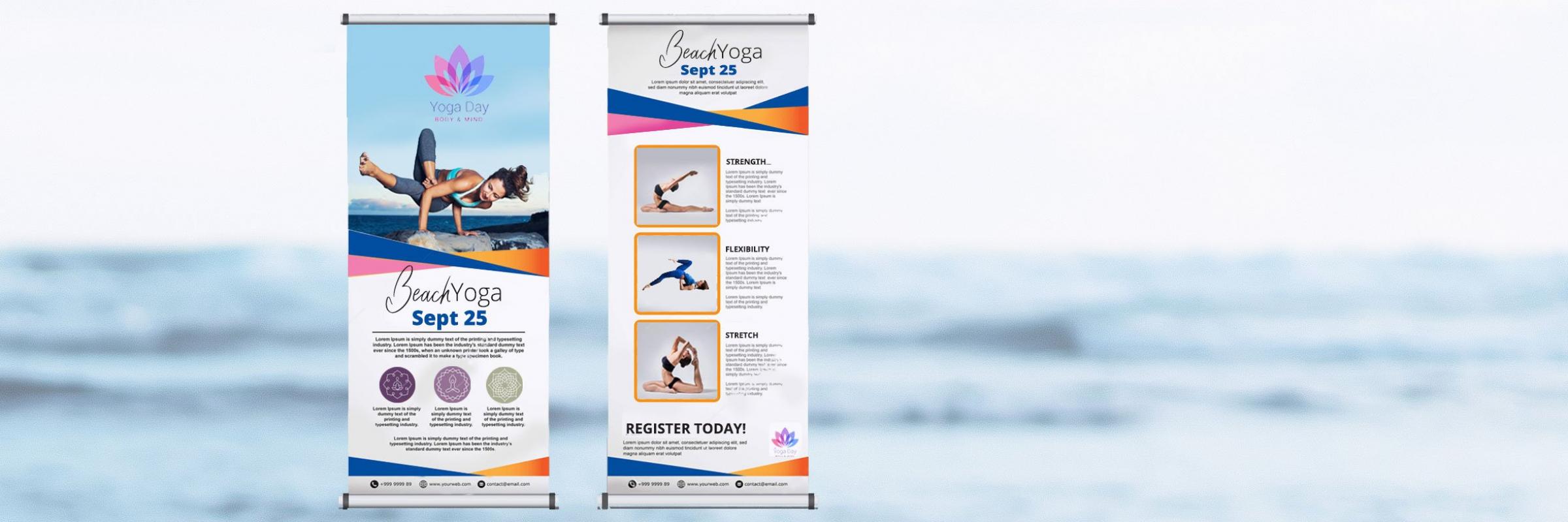 Banner Design Print